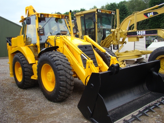 JCB 4CX Military Back hoe loader for sale | military vehicles