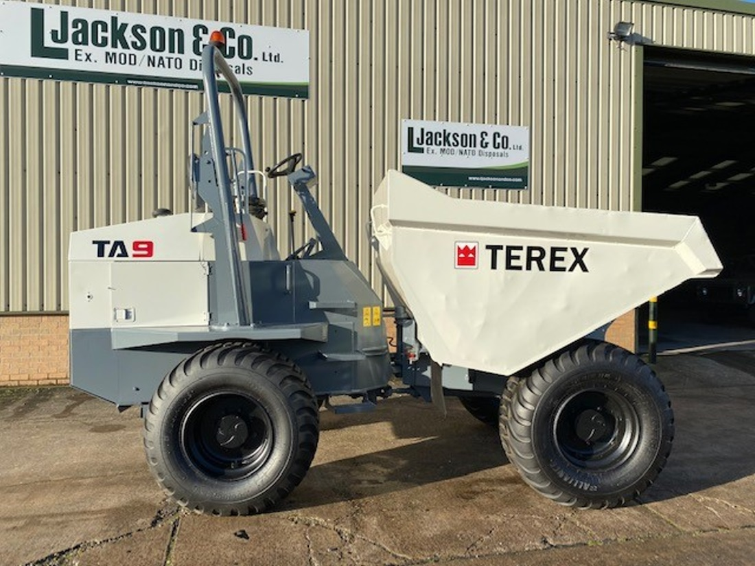 Terex TA9 4x4 9 Ton Dumper for sale