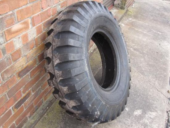 Goodyear 12.00 R 20 tyres | used military vehicles, MOD surplus for sale