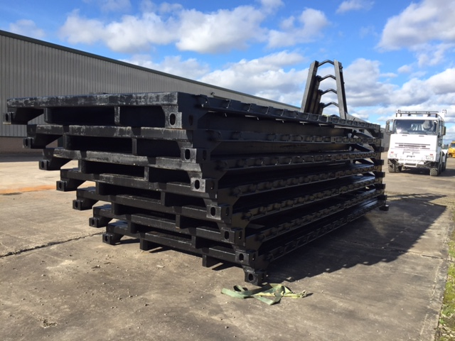 DROPS body - 20ft ISO flat rack for sale | military vehicles