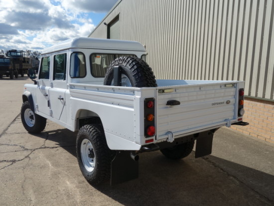 Land rover 130 LHD double cab |  EX.MOD direct sales