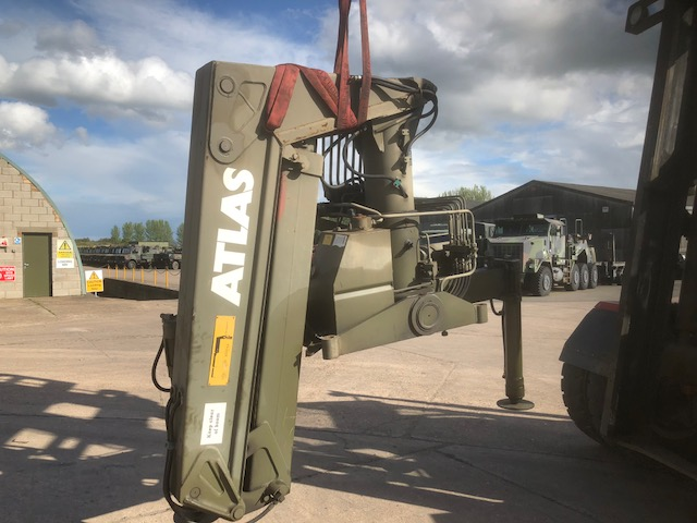 Atlas AK3006 crane for sale | military vehicles
