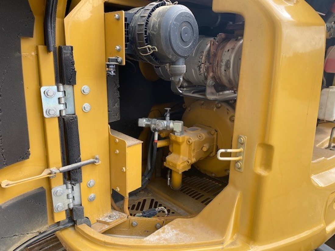 Caterpillar 308E 2CR Tracked Excavator  military for sale