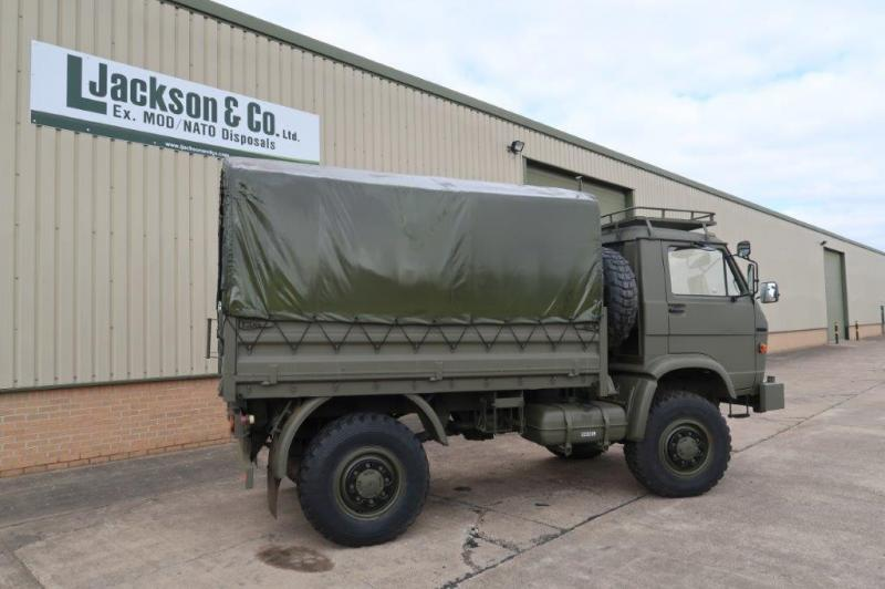 MAN 8.136 Shoot Vehicle | used military vehicles, MOD surplus for sale
