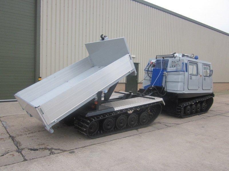 Hagglund BV206 DROPS Unit  (multilift Palfinger)  for sale