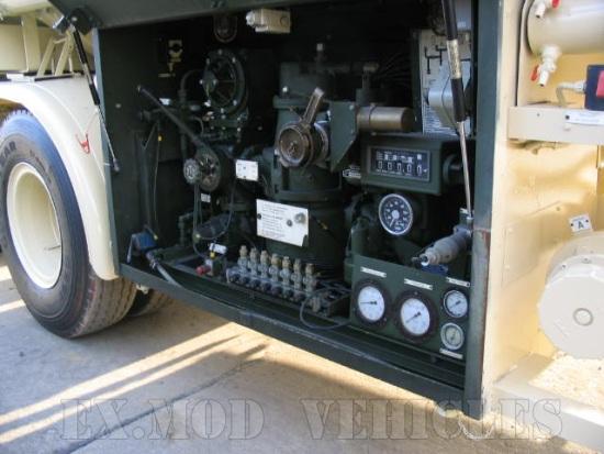 MAN  CAT  A1  8x8  + Aurepa 30000 tanker truck for sale