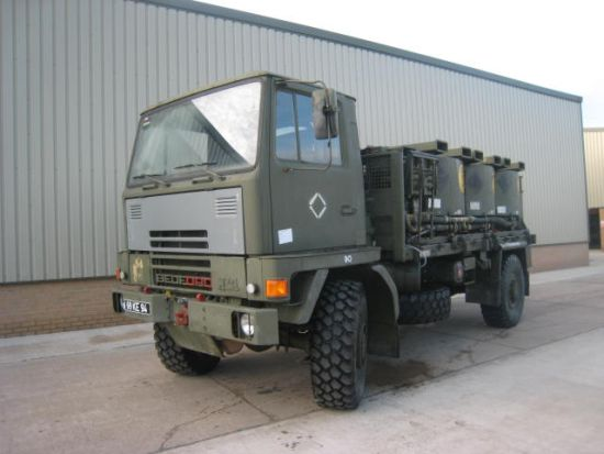 WAS SOLD Bedford TM 4x4 tanker truck 6,600 litre