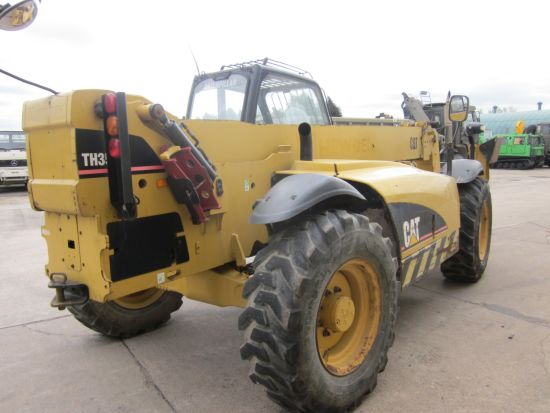 Caterpillar TH 355B teleporter |  EX.MOD direct sales