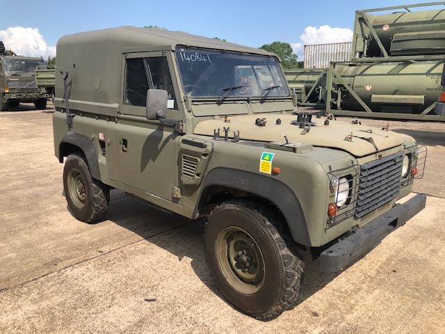 Land Rover Defender 90 Wolf RHD Hard Top (Remus) - 50293 |  EX.MOD direct sales