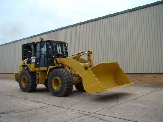Caterpillar 950 H   wheeled loader for sale