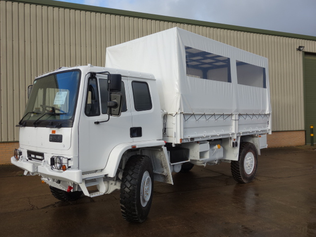 Leyland Daf 45.150 Personnel Carrier | Military Land Rovers 90, 110,130, Range Rovers, Mercedes for Sale