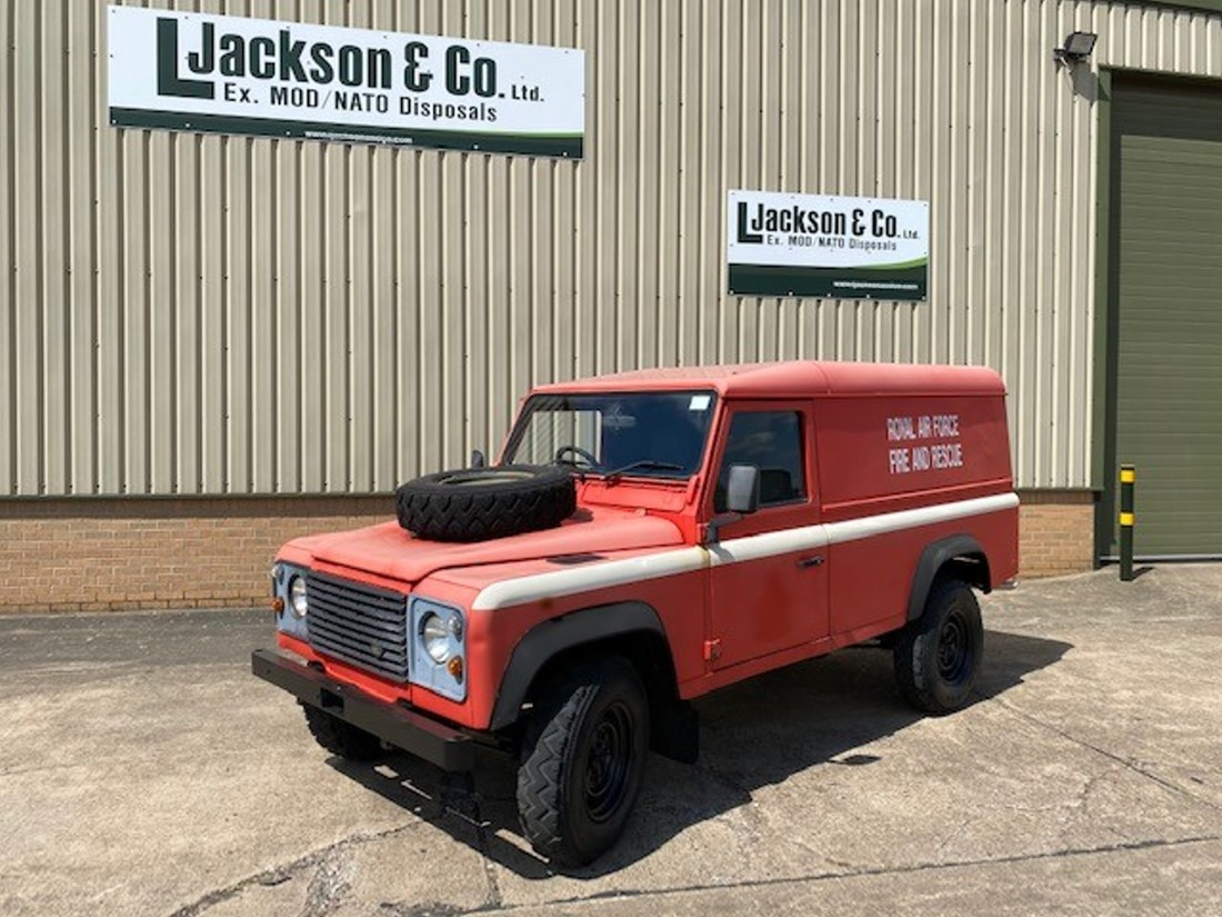 Land Rover Defender 110 300Tdi hard top price
