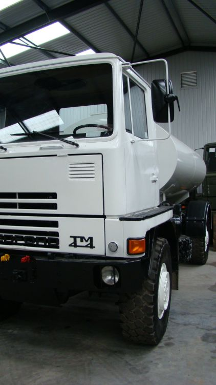 Bedford TM 4x4 8,000lt  tanker truck | used military vehicles, MOD surplus for sale