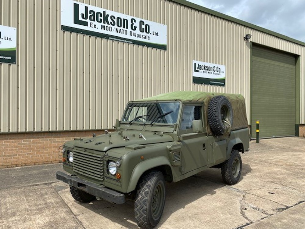 WAS SOLD Land Rover Defender Wolf sort top 110 (REMUS)  50358