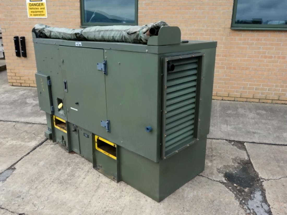Harrington 20kva diesel generator | Military Land Rovers 90, 110,130, Range Rovers, Mercedes for Sale