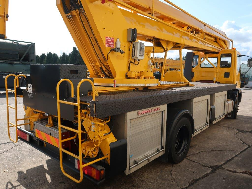 Iveco Eurocargo Mobile Access Platform (Cherry Picker)   used military vehicles, MOD surplus for sale