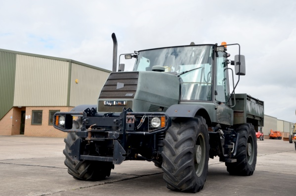 JCB fastrac 155-65 ex military tractor