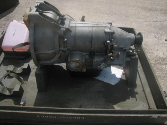 Used  Refurbished Mercedes-Benz W4A-040 Transmissions for Hagglunds BV206 for sale