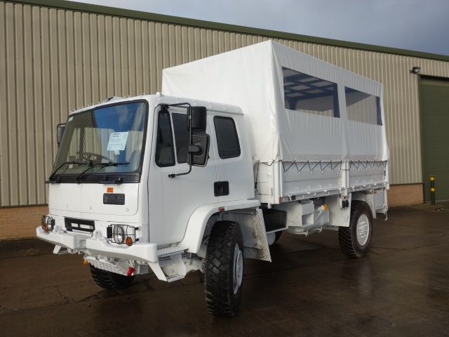 Leyland Daf 45.150 Personnel Carrier for sale | military vehicles