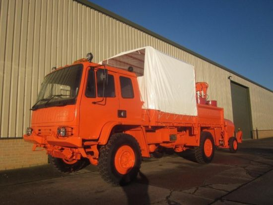 Leyland Daf 45.150   4x4  lube and service ex.mod truck  for sale. The UK MOD Direct Sales
