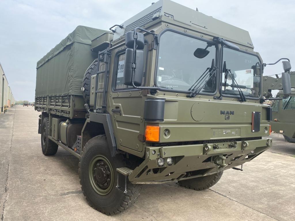 MAN HX60 18.330 4x4 (Unused) Winch Cargo Trucks  for sale