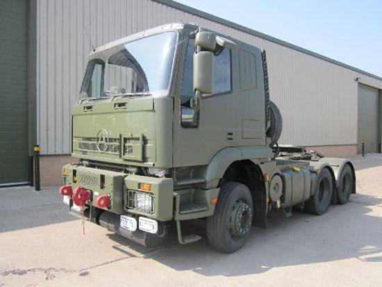 WAS SOLD Seddon Atkinson 24.38 6x4 tractor unit