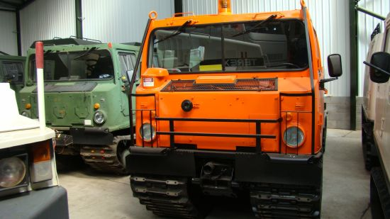 Hagglund BV206 Pick Ups   Cargo   used military vehicles, MOD surplus for sale