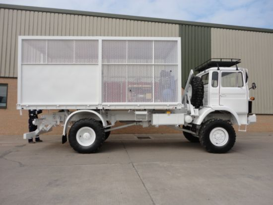 Iveco 110 - 16 4x4 lube, service truck  military for sale
