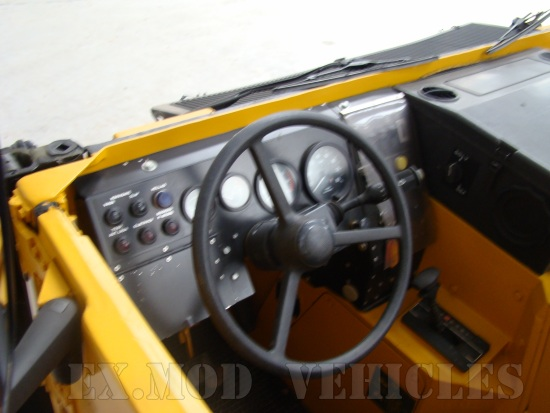 Hagglund Bv206 Soft Top Load Carrier for sale