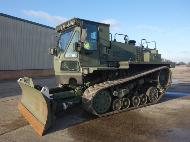 WAS SOLD Caterpillar Deployable Universal Combat Earthmover (DEUCE) dozer