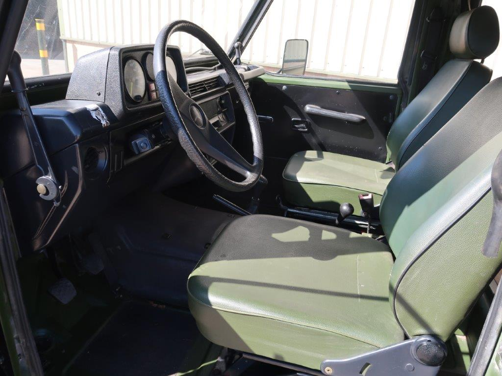Mercedes Benz G Wagon 250 Soft Top | used military vehicles, MOD surplus for sale