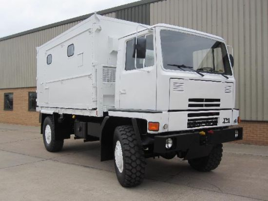 WAS SOLD Bedford TM 4x4 workshop truck