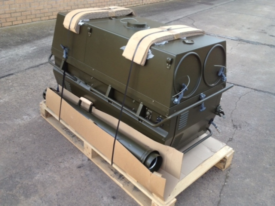 SOLD Dantherm VAM 40 portable heater | used military vehicles, MOD surplus for sale