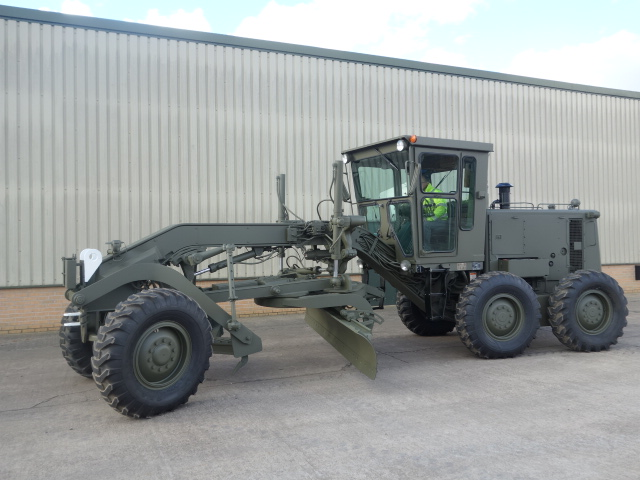 Caterpillar 130G motor grader | used military vehicles for sale