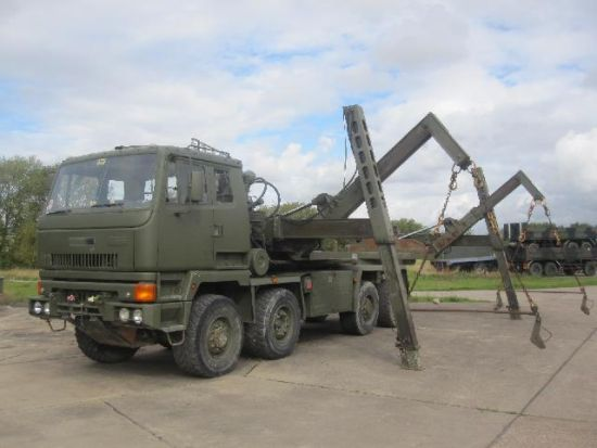 Ekalift handling system | used military vehicles for sale