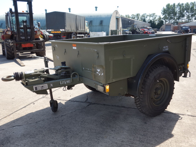 Penmann cargo trailer for sale