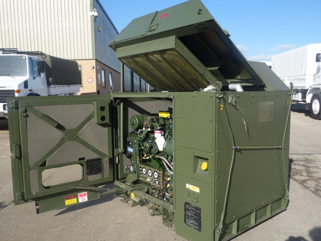 Hunting 25 kva diesel generator for sale | military vehicles