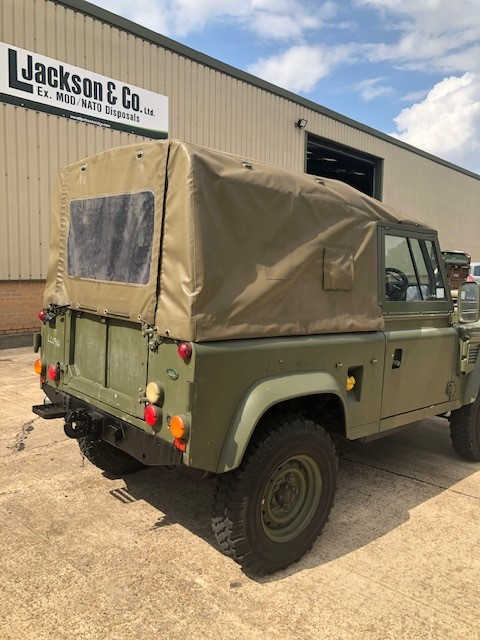 Land Rover Defender 90 Wolf RHD Soft Top (Remus) |  EX.MOD direct sales