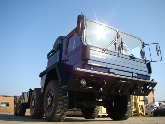 MAN CAT A1 8x8 Chassis cab | used military vehicles for sale
