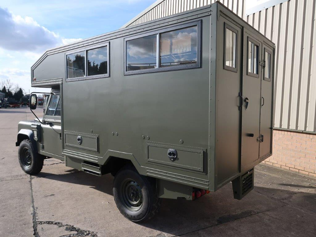 Land Rover Defender 130 Wolf 4x4 passenger van for sale