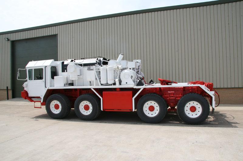 Faun Military SLT50-2  8x8 Tractor Trucks for sale