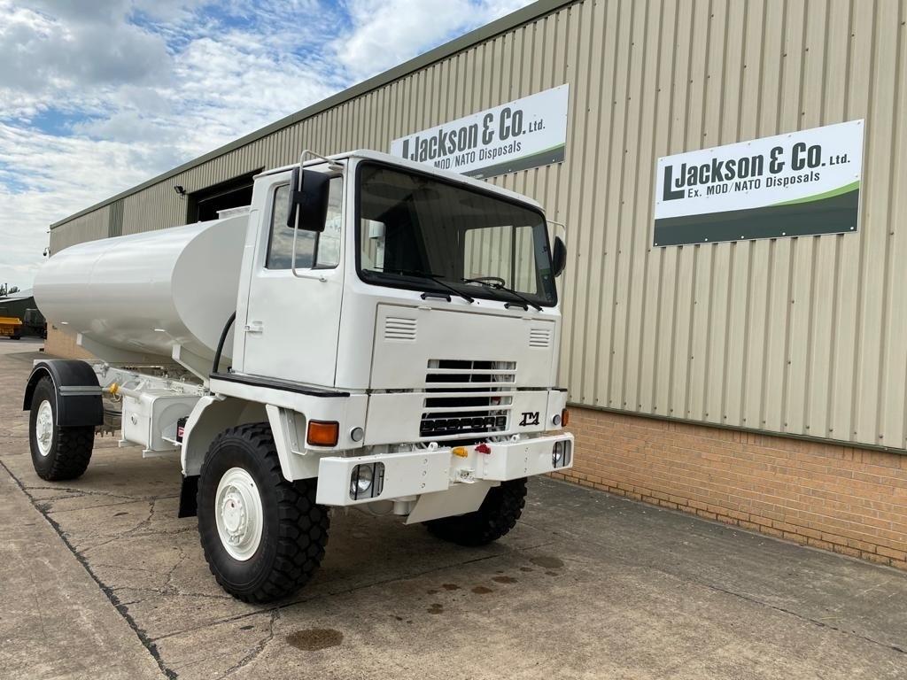 Bedford TM 4x4 Tanker Truck 9.000l