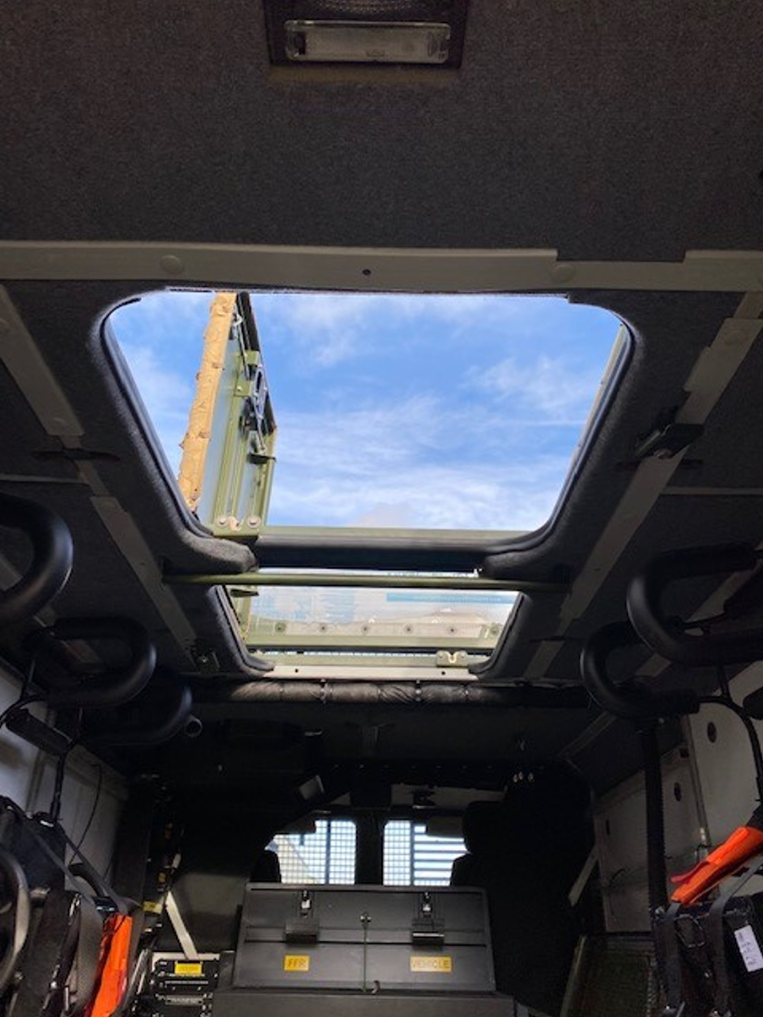 Pinzgauer Vector 718 6x6 Armoured Patrol Vehicle  military for sale