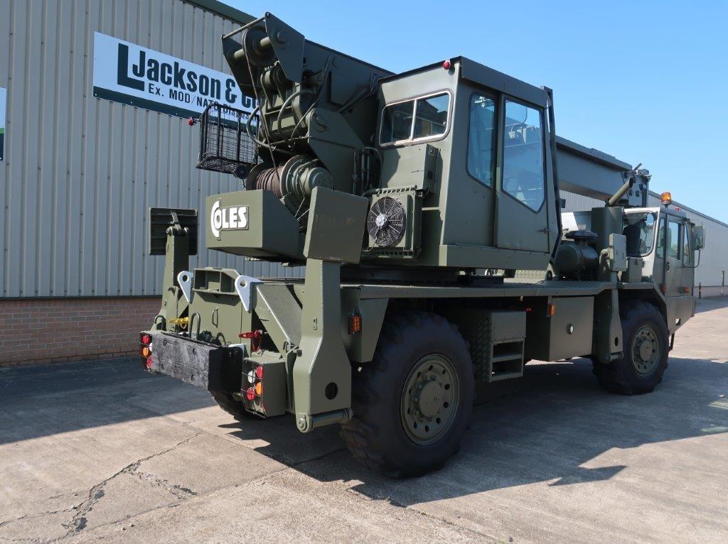 Grove 315M 4x4 all terrain military crane  for sale