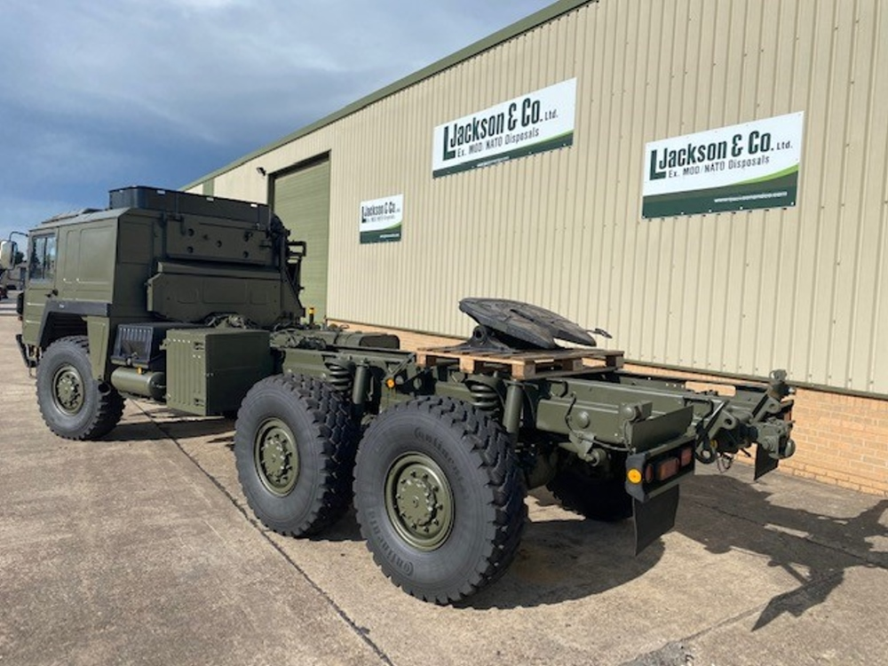 MAN CAT A1 6x6 Tractor units for sale