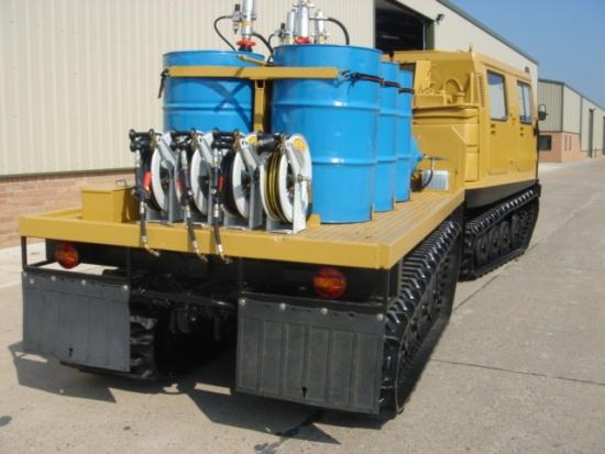 Hagglund BV206 Lube unit  for sale