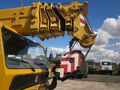 Grove GMK 5130 10x6 130 ton all terrain crane for SALE!