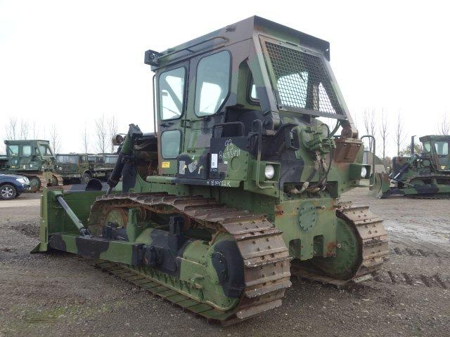 New arrivals - 3x Caterpillar D7G military dozers