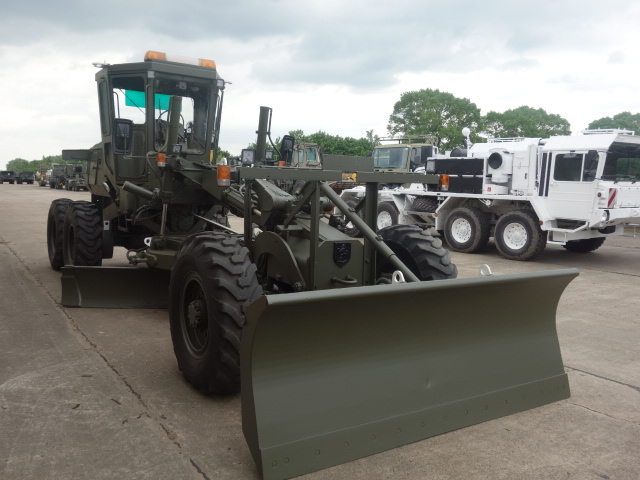 Just arrived Aveling Barford ASG 113 6x6 Grader