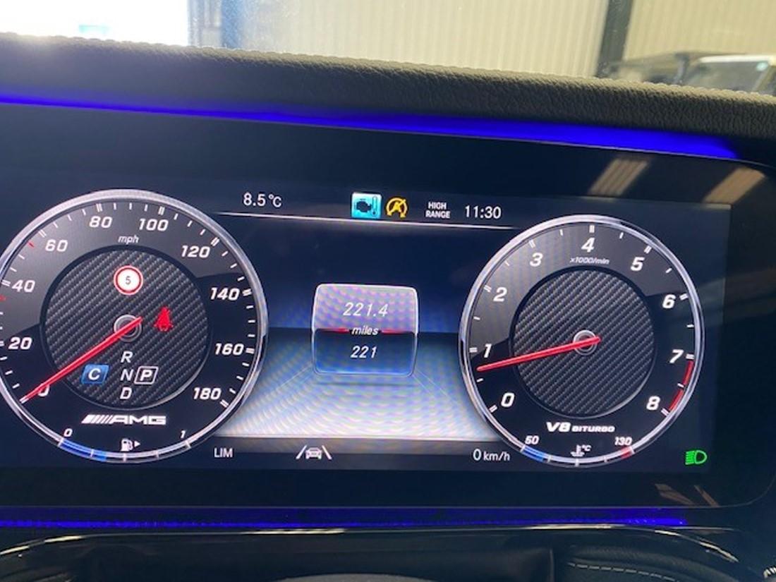 Again arrived Mercedes G Wagon G63 AMG